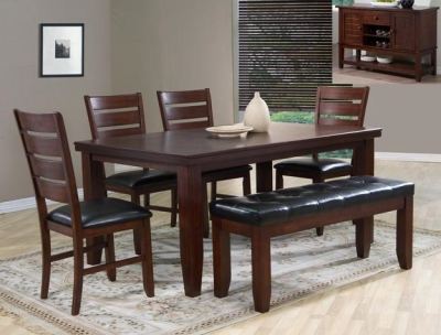 Bardstown Veneer Top Dining Room Set